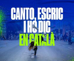 Campaña lengua catalana