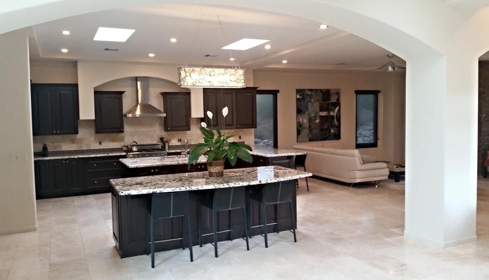 Pima Canyon Estates, Tucson, AZ - North Construction - Jeramy Norris