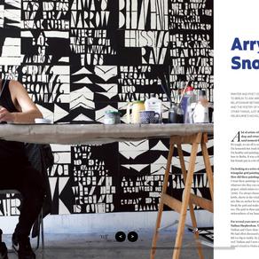 Article in Artist Profile