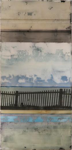 Fence 1 by Ken Sloan