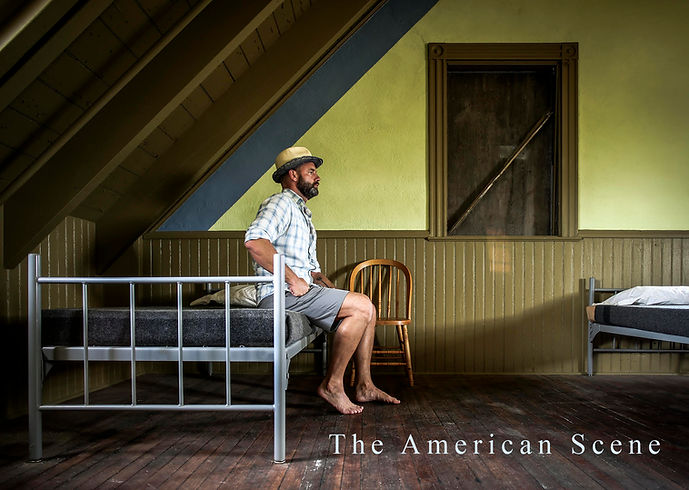The American Scene by Curtis Speer