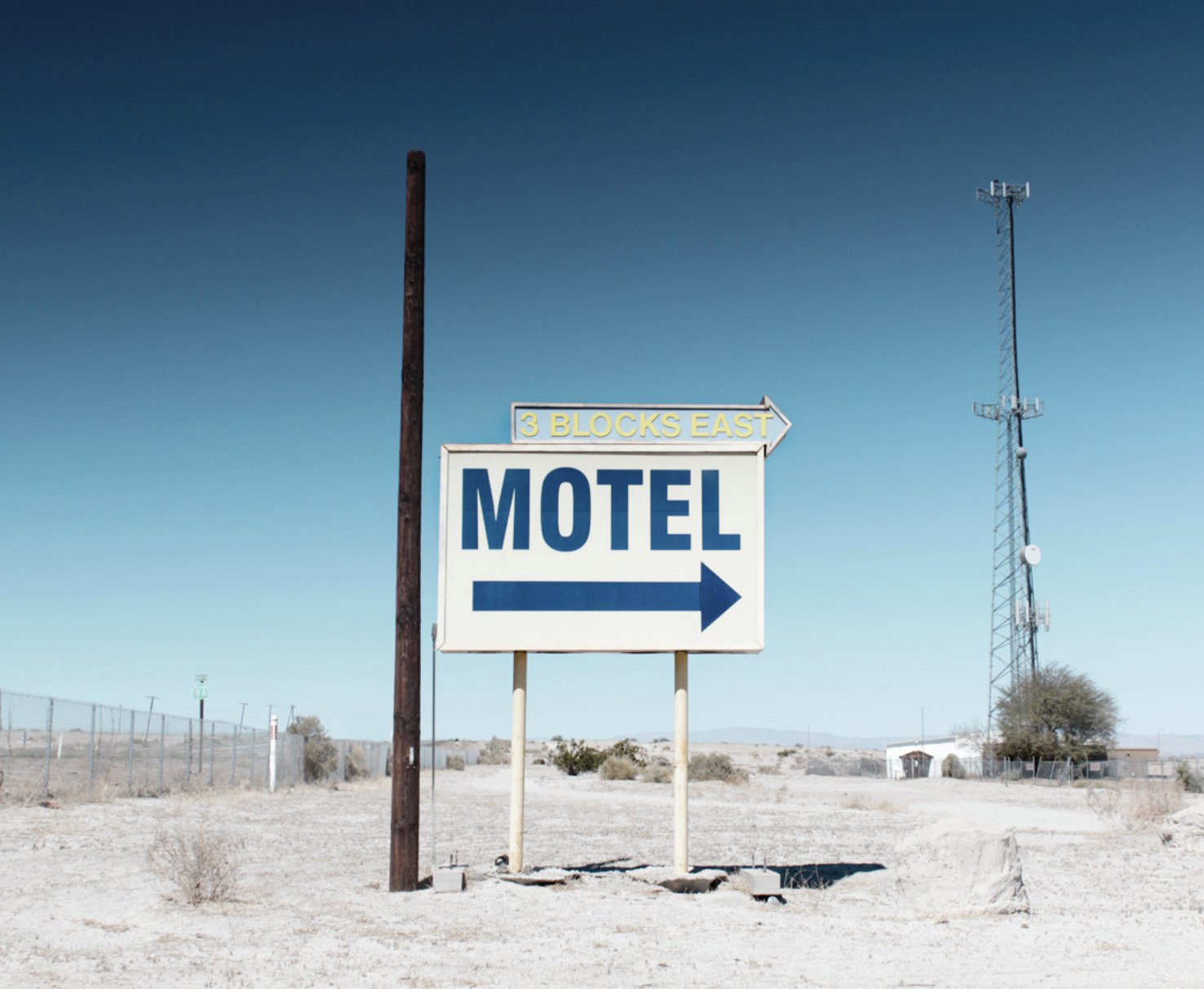Motel 3 Blocks East