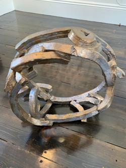 """""""Hoop"""" Bronze 24"""""""