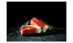 Wrapped Watermelon