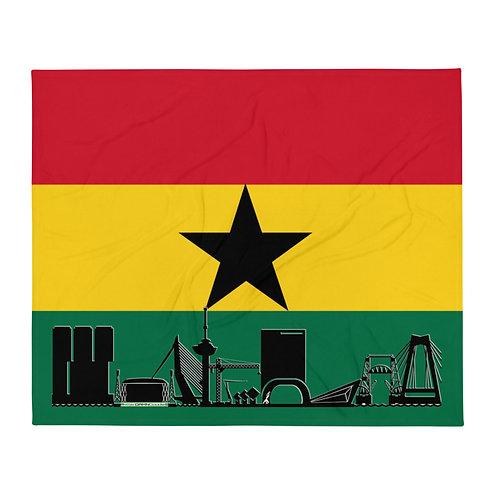 Dekenvlag DreamSkyLine Unity Ghana