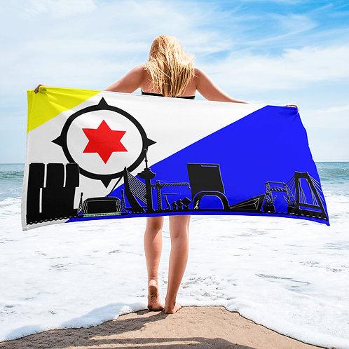 Handdoekvlag DreamSkyLine Unity Bonaire