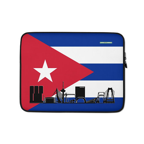 Laptopsleeve DreamSkyLine Unity Cuba