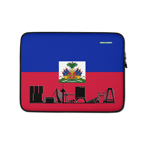 Laptopsleeve DreamSkyLine Unity Haiti