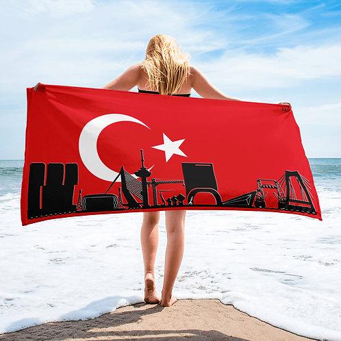 Handdoekvlag DreamSkyLine United Turkije