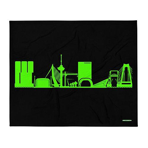 Deken DreamSkyLine Unity Neon Green
