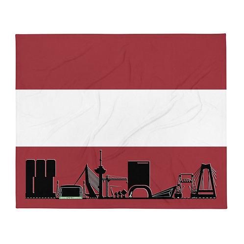 Dekenvlag DreamSkyLine Unity Letland