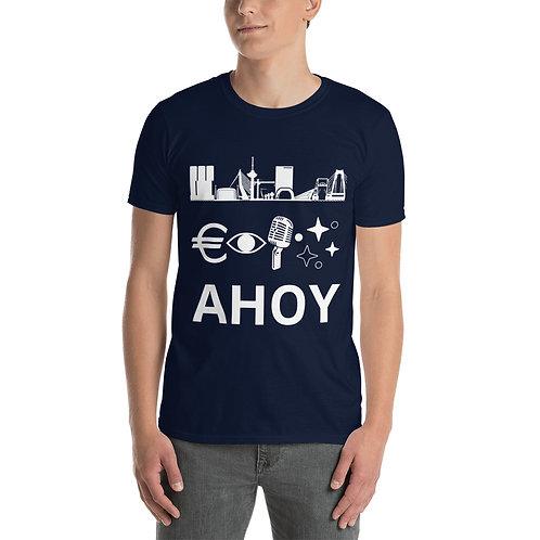 Unisex T-shirt Rotterdam Euro Vision Song Festifal AHOY