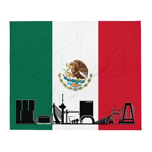 Dekenvlag DreamSkyLine Unity Mexico