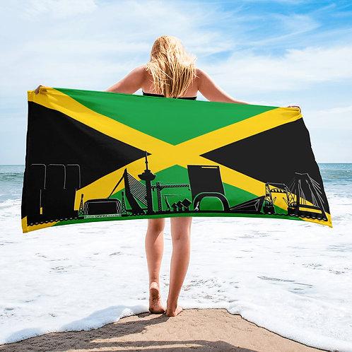 Handdoekvlag DreamskyLine Unity Jamaica