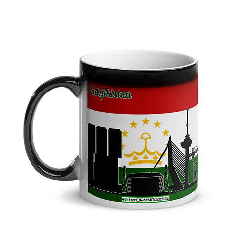 Magische Mok DreamSkyLine Unity Tadzjikistan