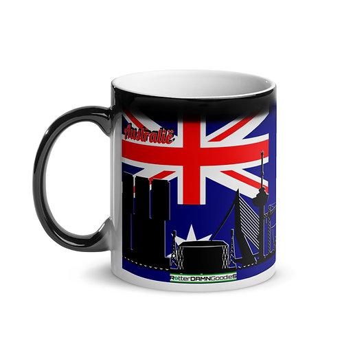Magische Mok DreamSkyLine Unity Australië