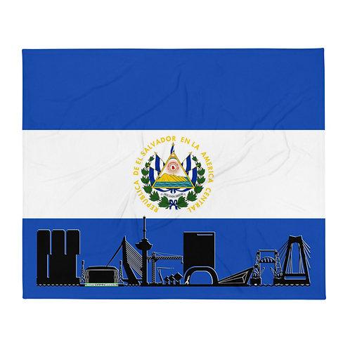 Dekenvlag DreamSkyLine Unity El Salvador