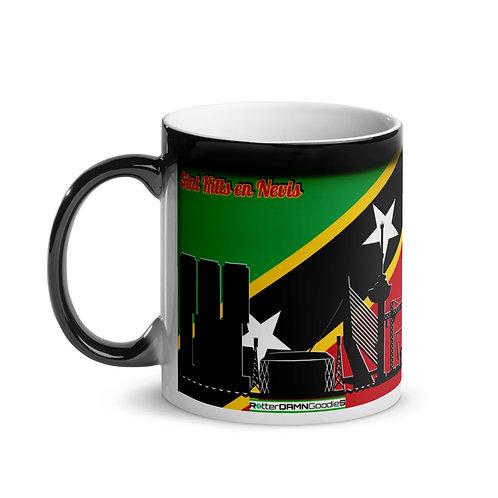 Magische Mok DreamSkyLine Unity Sint Kitts en Nevis
