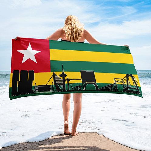 Handdoekvlag DreamSkyLine Unity  Togo