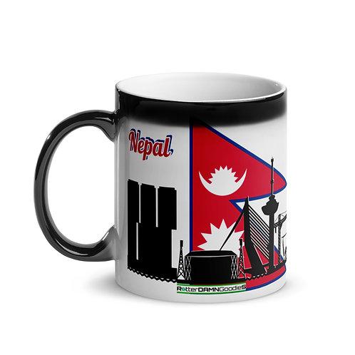 Magische Mok DreamSkyLine Unity Nepal