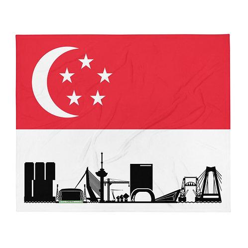 Dekenvlag DreamSkyLine Unity Singapore