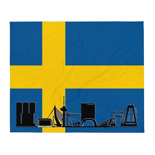 Dekenvlag DreamSkyLine Unity Zweden