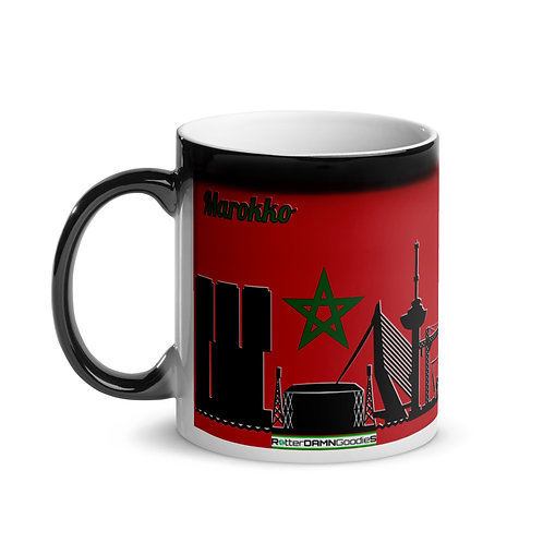Magische Mok DreamSkyLine Unity Marokko