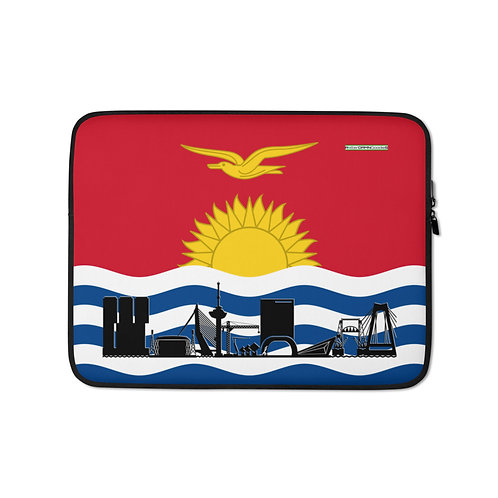 Laptopsleeve DreamSkyLine Unity Kiribati