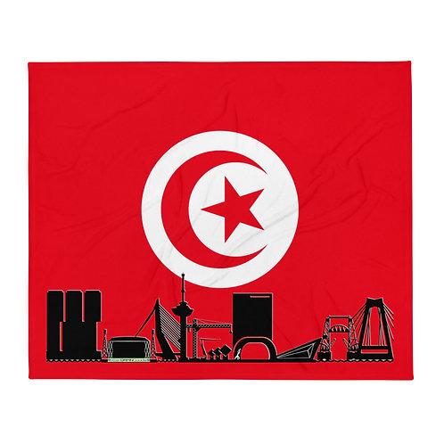 Dekenvlag DreamSkyLine Unity Tunesië