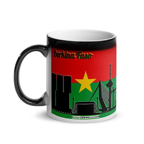 Magische Mok DreamSkyLine Unity Burkina Faso