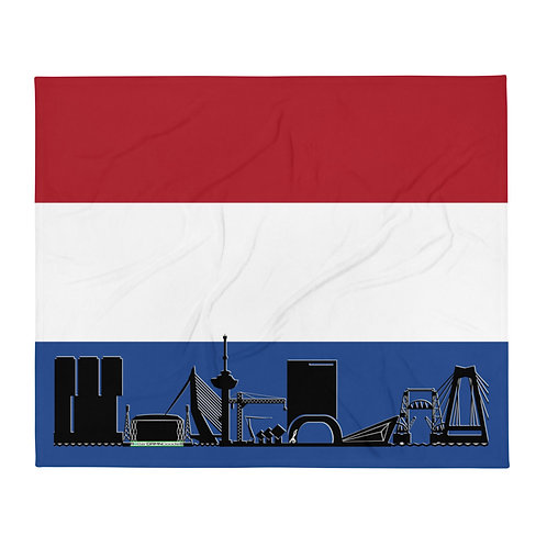 Dekenvlag DreamSkyLine Unity Nederland
