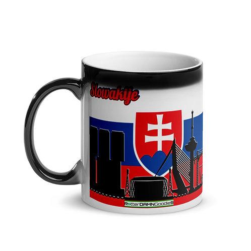 Magische Mok DreamSkyLine Unity Slowakije