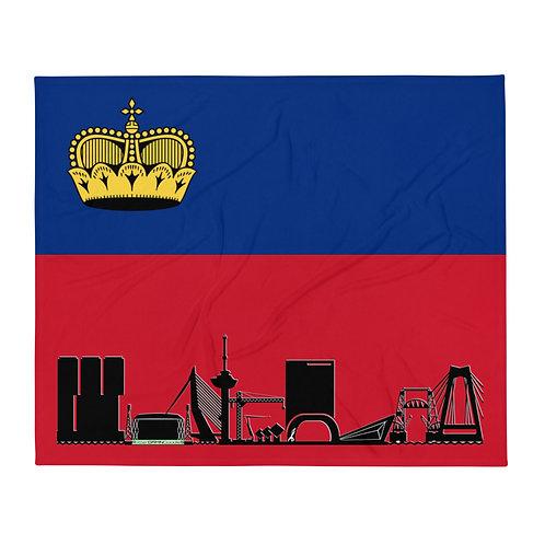 Dekenvlag DreamSkyLine Unity Liechtenstein