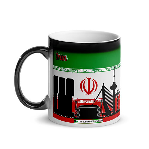 Magische Mok DreamSkyLine Unity Iran