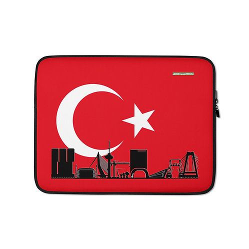 Laptopsleeve DreamSkyLine Unity Turkije
