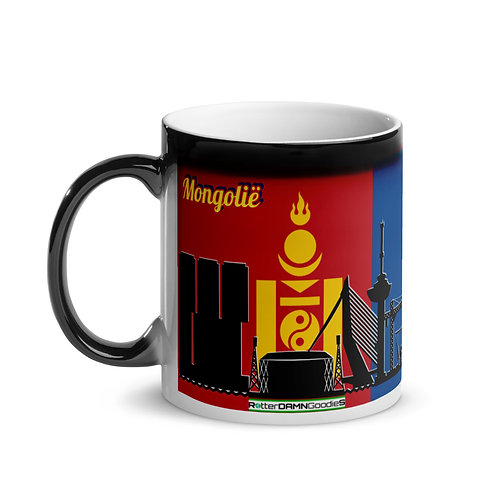 Magische Mok DreamSkyLine Unity Mongolië