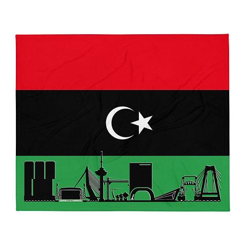 Dekenvlag DreamSkyLine Unity Libië