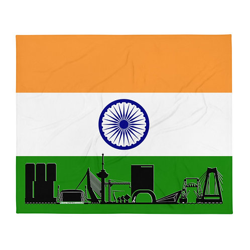 Dekenvlag DreamSkyLine Unity India