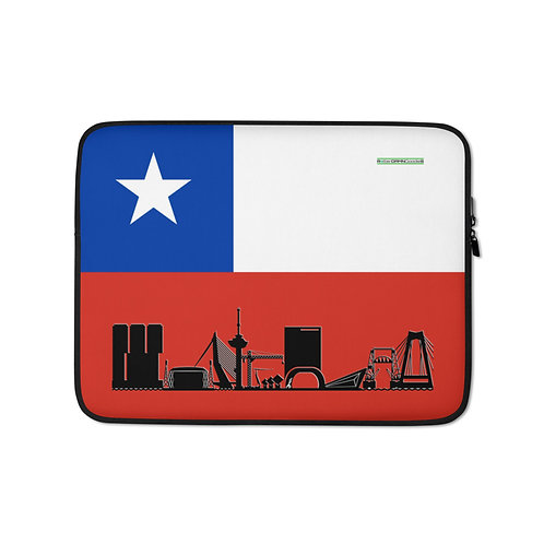 Laptopsleeve DreamSkyLine Unity Chili
