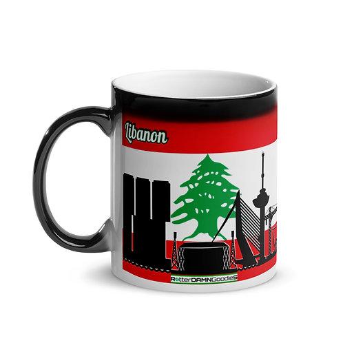 Magische Mok DreamSkyLine Unity Libanon