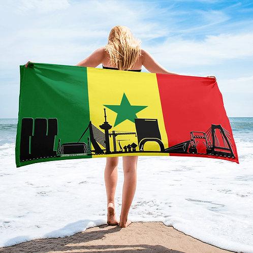 Handdoekvlag DreamSkyLine Unity Senegal