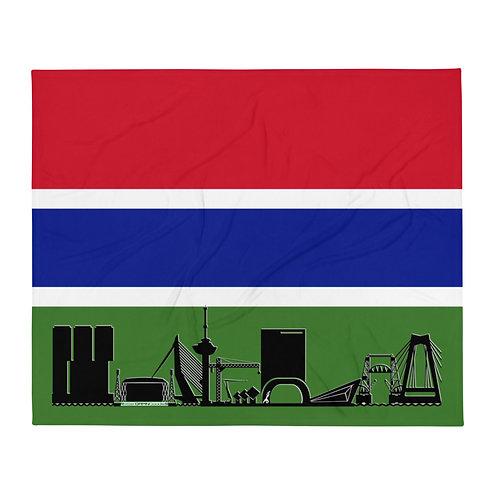 Dekenvlag DreamSkyLine Unity Gambia
