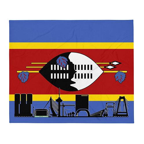 Dekenvlag DreamSkyLine Unity Swaziland