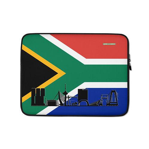 Laptopsleeve  DreamSkyLine Unity Zuid-Afrika