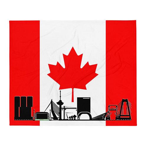 Dekenvlag DreamSkyLine Unity Canada
