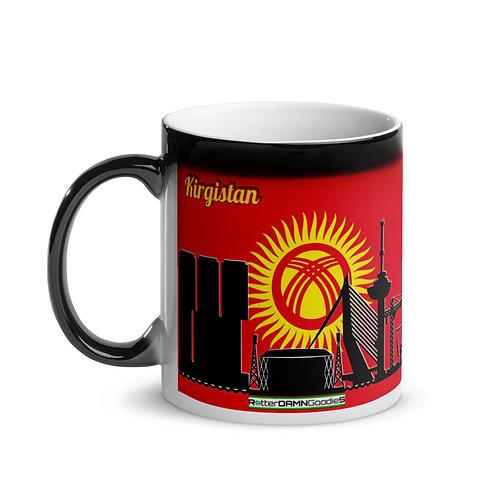 Magische Mok DreamSkyLine Unity Kirgistan