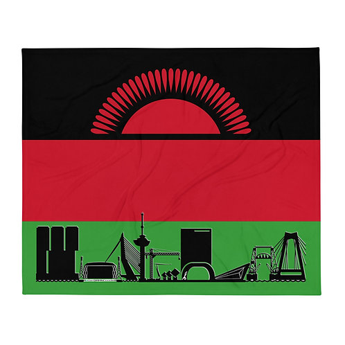 Dekenvlag DreamSkyLine Unity Malawi