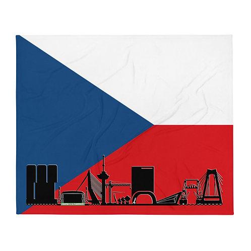 Dekenvlag DreamSkyLine Unity Tsjechië