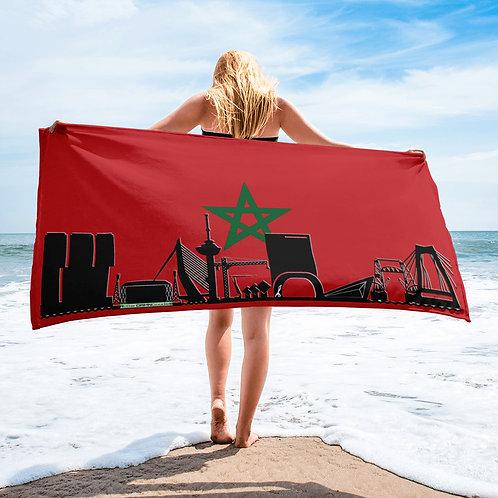 Handdoekvlag DreamSkyLine Unity Marokko