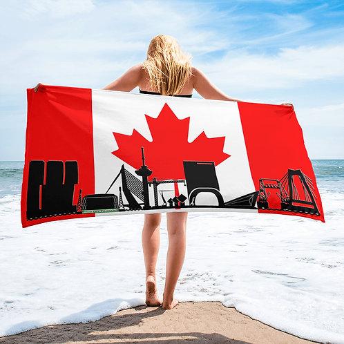 Handdoekvlag DreamskyLine Unity Canada
